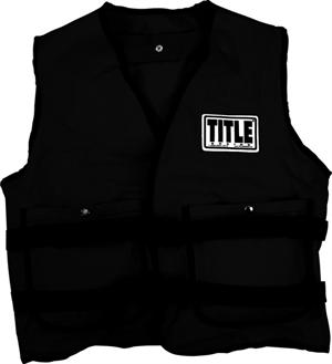 Title Boxing 40 Lbs Power Weighted Vest